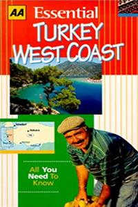AAA Essential Guide: Turkey West Coast (Essential Travel Guide Series)