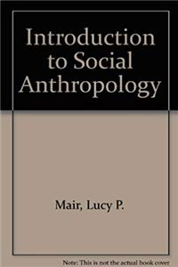 Introduction to Social Anthropology