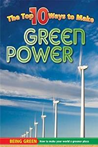 Green Power (Being Green)