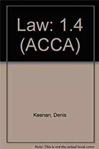 Download Law: 1.4 (ACCA) epub book